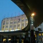 Ingang Centraal station